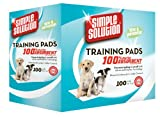 Simple Solution Puppy Training Pads, 100 Count
