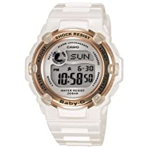 Casio Baby G 3000 Series White Watch BG3000-7ADR