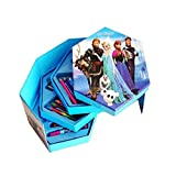 Shopaholic Movie Character 46 Piece Art Kit -(Blue)