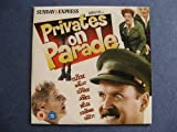 Privates On Parade - John Cleese - Newspaper Promo DVD In Cardboard Sleeve