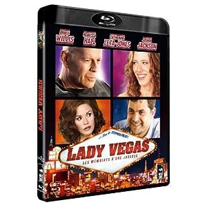Lady Vegas, les mémoires d'une joueuse [Blu-ray]