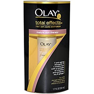 Olay Total Effects Moisturizer Plus Mature Therapy 1.7 Fl Oz