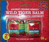 Wild Tiger Balm - 2 Pack - 2 x 18g