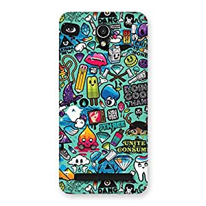 002_099_candy Back Case Cover for Zenfone Go