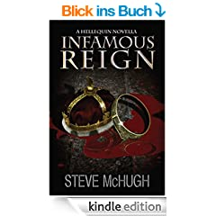 Infamous Reign: A Hellequin Novella (The Hellequin Chronicles) (English Edition)