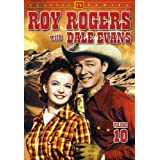 Roy Rogers With Dale Evans, Volume 10 ~ Roy Rogers