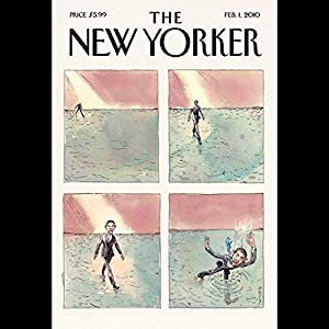 The New Yorker, February 1, 2010 (Edwidge Danticat, Ben McGrath, George Packer) Periodical