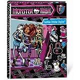 IMC TOYS 704096 - Monster High Álbum Pegatinas Fashion