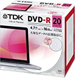 DR47PWC20UE [DVD-R 16�{�� 20���g] ���i�摜