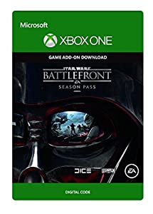 Star Wars Battlefront Season Pass [Xbox One - Download Code] by Electronic Arts