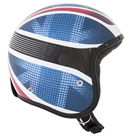 Nouveau Freeride Caberg Uk Union Jack casque de moto