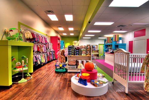 business plan for online childrens clothing store