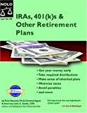 img - for Iras 401ks & Other Retirement Plans: Taking Your Money Out 6th edition by Slesnick, Twila, Suttle, John C. (2004) Paperback book / textbook / text book