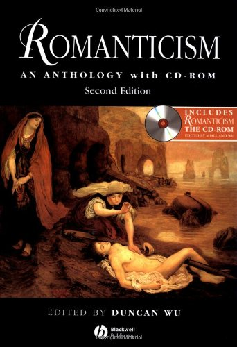 Romanticism: An Anthology with CD-ROM (Blackwell Anthologies)