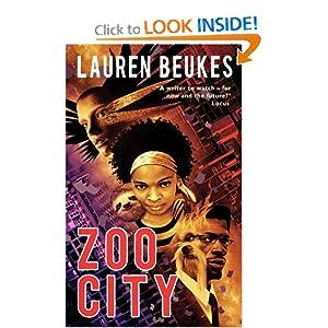 Zoo City / Lauren Beukes :: Angry Robot.