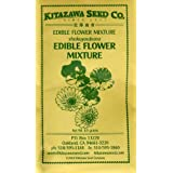 Honeyman Farms 2045 Edible Flower Mixture Seed Packet