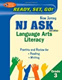 NJ ASK Grade 3 Language Arts Literacy (New Jersey ASK Test Preparation)