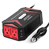 BESTEK 300W Power Inverter DC 12V t