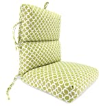 French Edge Cushion In Hockley Pear