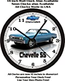 1967 CHEVROLET CHEVELLE SS WALL CLOCK-FREE USA SHIP-Choose 1 of 2