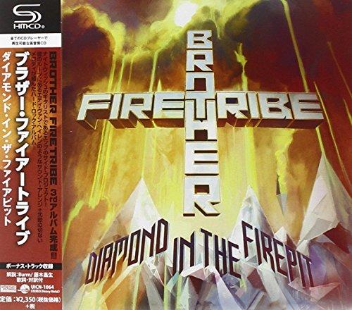 Diamond in the Firepit
