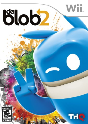 Deblob 2 - Nintendo Wii - 1