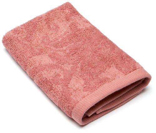 Lenox Empress Jacquard Wash Cloth, Tea Rose front-1045547
