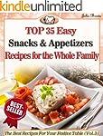 Top 35 Easy Snacks & Appetizers Recip...