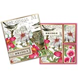 Michel Design Works Petals Bridge Card Set
