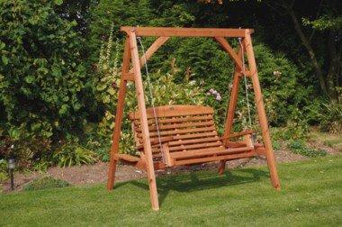 AFK Apex Wooden Swing Seat garden Hammock- 001426