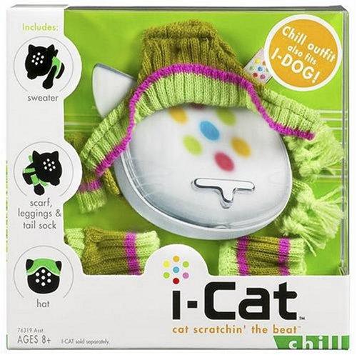 I-Cat Chill Olive Set - 1