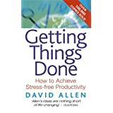 Getting Things Done: How to Achieve Stress-free Productivityby David Allen