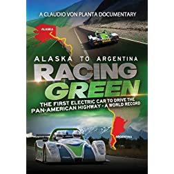 Racing Green - first electric car to drive the Pan-American Hwy (Full Series)