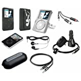 10-Item iPod Classic Accessory Bundle
