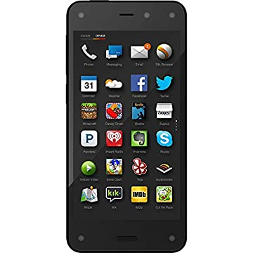 Amazon Fire Phone, 32GB (Unlocked GSM)