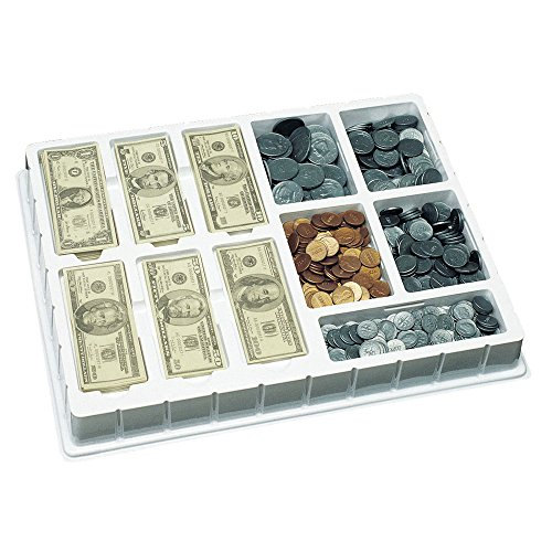 Educational Insights Play Money - Deluxe Set