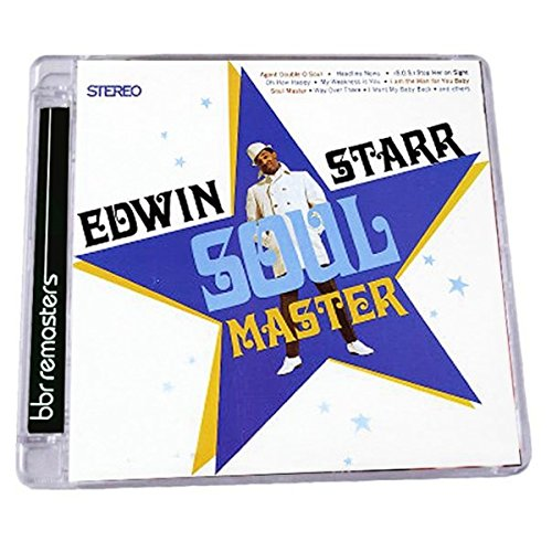 Edwin Starr-Soul Master-Remastered-CD-2014-DLiTE Download