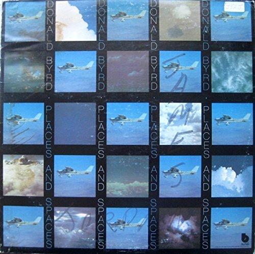 Donald Byrd - Places And Spaces - 1975 Vinyl Lp - Blue Note - Bn-La549-G - Zortam Music