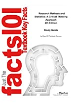 RESEARCH METHODS AND STATISTICS, A CRITICAL THINKING APPROACH: STATISTICS, STATISTICS