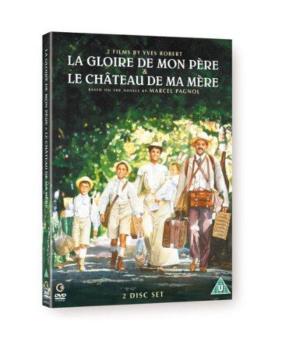 La Gloire de Mon Père & Le Château de Ma Mère Box Set [DVD] [Interactive DVD]
