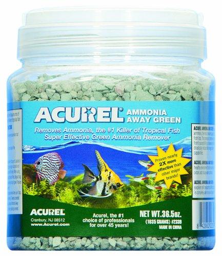 Imagen de Acurel LLC amoníaco lejos verde acuario y estanque de filtro accesorio, 36-1/2 onza