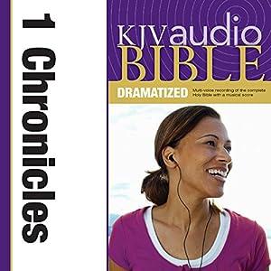 KJV Audio Bible: 1 Chronicles (Dramatized) Audiobook