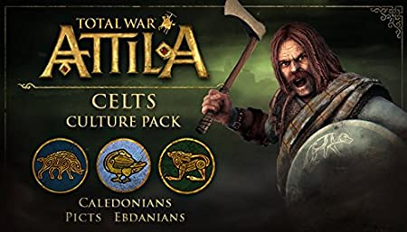 Total War ATTILA: Celts Culture Pack  [Online Game Code]