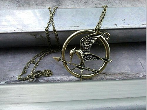 [The Hunger Games Movie Necklace Single Chain