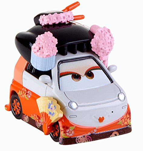 Disney/Pixar Cars Okuni Diecast Vehicle - 1