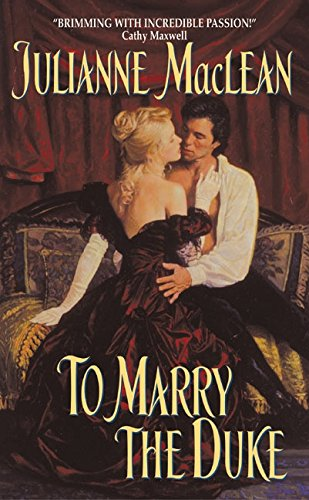 To Marry the Duke (American Heiresses, #1)