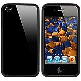 mumbi BUMPER iPhone 4S 4 mit Metallknöpfen