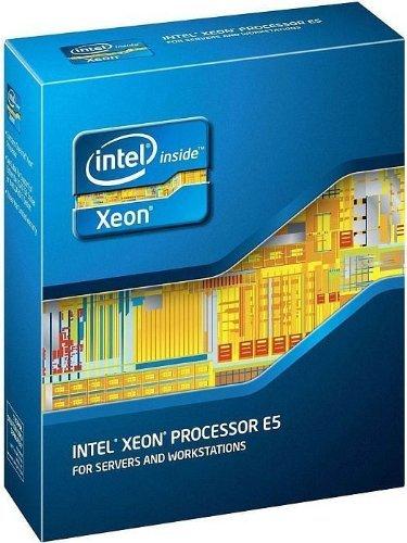 Intel Ivy Bridge Xeon E5-2603V2 Processeur 4 coeurs 1,8 GHz Socket FCLGA2011 Version Boite