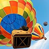 Hot Air Balloon Ride Ticket For New Orleans, Louisiana Location! Great Gift!