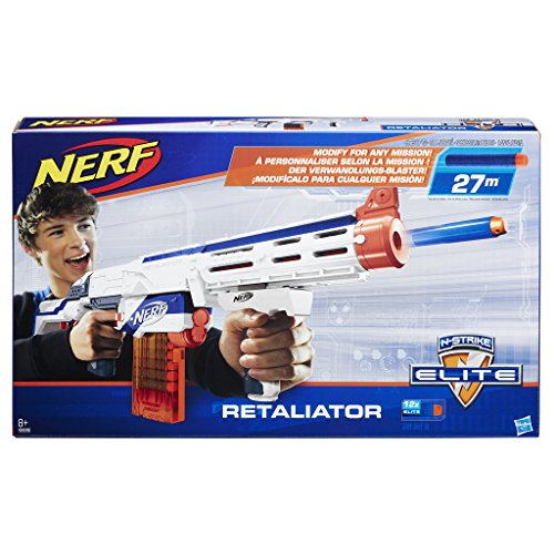 Nerf - N Strike  Elite Retaliator